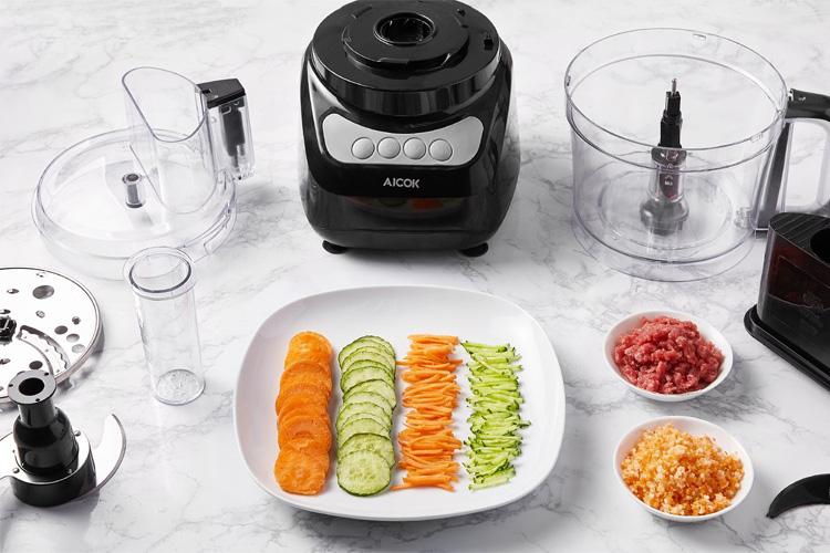 Aicok Robot de Cuisine test